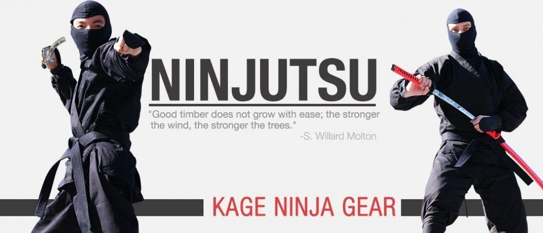 Ninjutsu-Suit