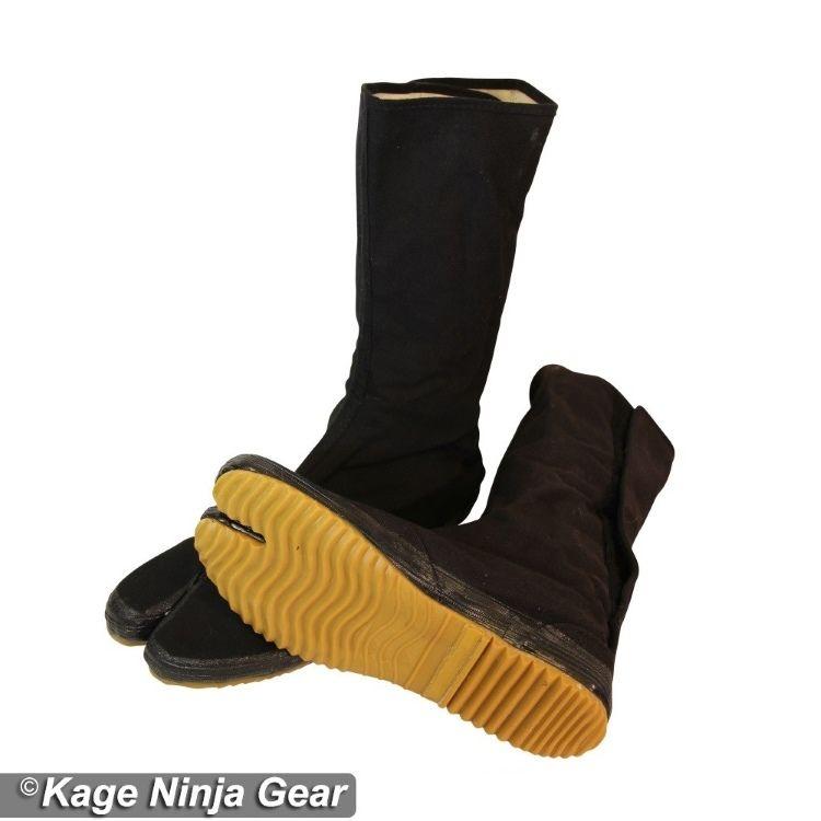 Real Elite Ninja Tabi Boots by Kage Ninja Gear