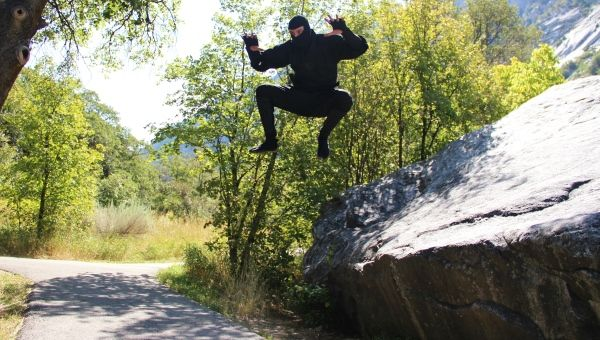 3 Tips on How to Survive Like a Traditional Ninja