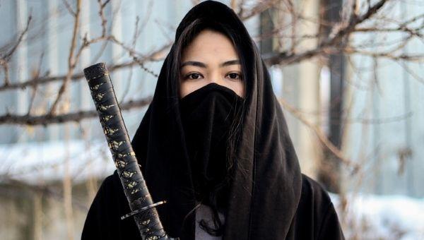Kunoichi Exploring the History of Female Ninjas