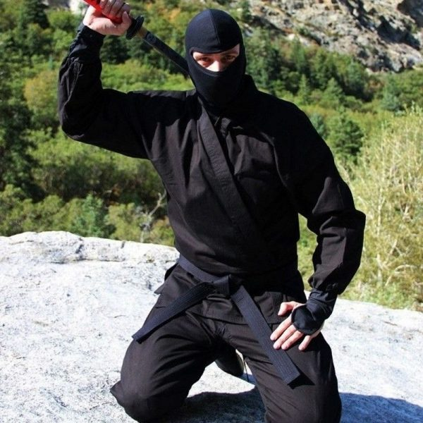 Kage 14oz Black Ninja Uniform