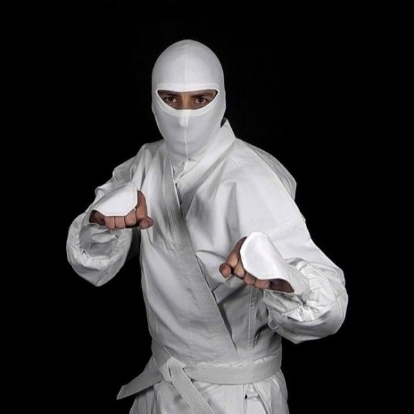 White Ninja Uniform